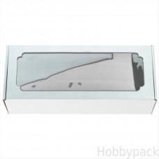 Коробка с окном F1.0 БЕЛАЯ, МГК 23 х 12 х 8 см