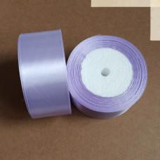 Лента атласная 4см*25 ярд, фиолетовый, №044