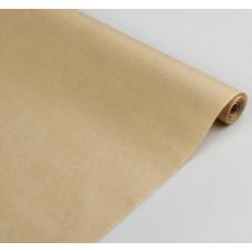 Бумага упаковочная крафт 0,72 x 10 м, 40 г/м, рулон