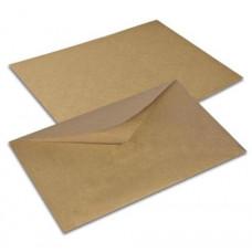 Крафт конверт C4, 229*324 мм