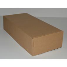 Самосборная коробка  30х15х9 см, микрогофрокартон