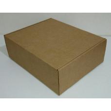 Самосборная коробка  28х23,5х10 см, микрогофрокартон