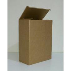 Самосборная коробка 17х8,5х22 см, микрогофрокартон