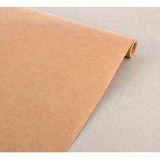 Бумага упаковочная крафт без печати, 70 г/м² ,0,72 х 10 м, рулон
