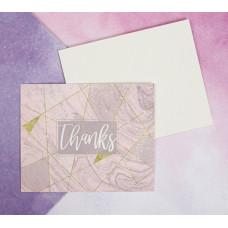 Открытка‒мини «Thanks!», 8,8 × 10,7 см