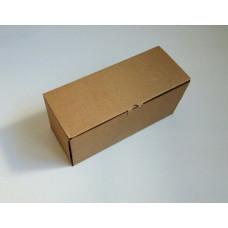 Самосборная коробка 24,2х9,7х11 см, микрогофрокартон