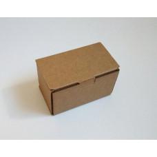 Самосборная коробка 8х5х5 см, микрогофрокартон